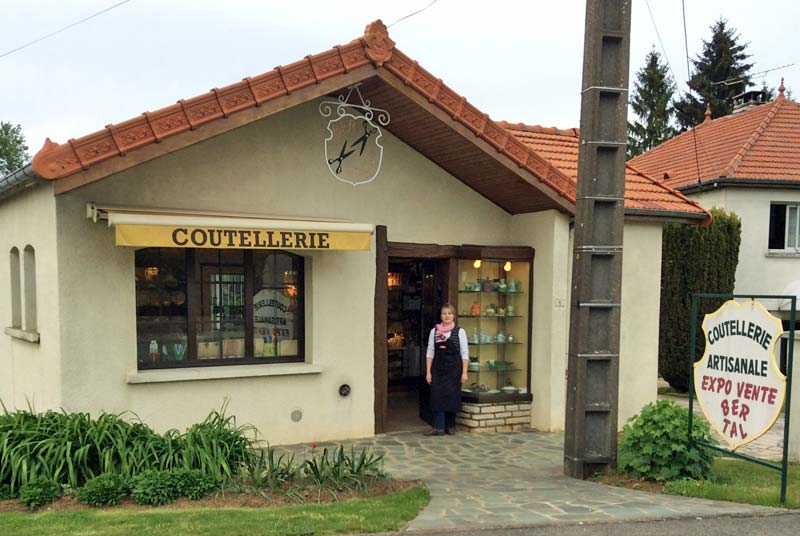 Coutellerie Ber'Tal à Is-en-Bassigny